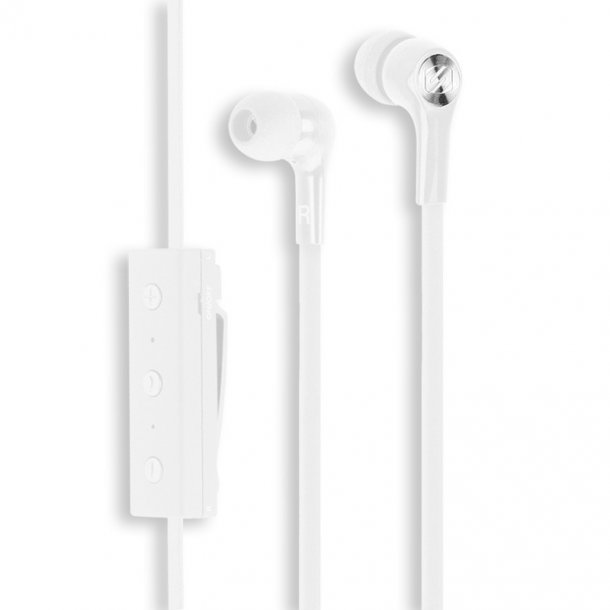 blueBUDS BlueTooth Headphones - White