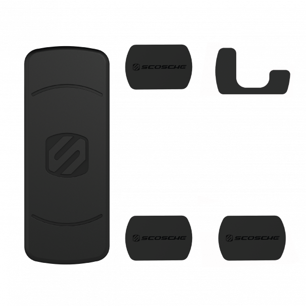 magicPLATES™ for Qi chargers - Black